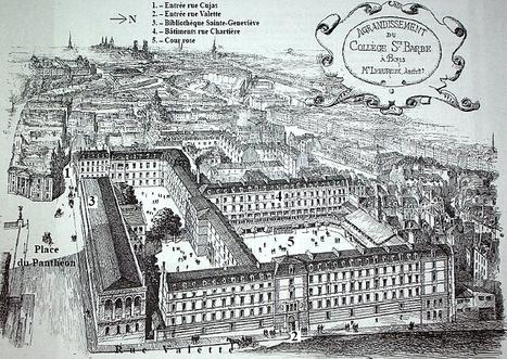 Paris, les illustres inconnus du collège Sainte-Barbe | Nos Racines | Scoop.it