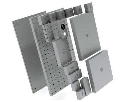 Google Ara, le smarthpone en kit contre l'obsolescence programmée | Connected-Objects.fr | TRIZ et Innovation | Scoop.it