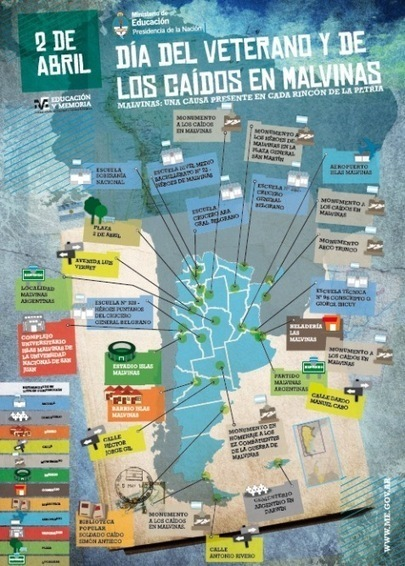 Malvinas: una causa argentina, mundial y latinoamericana | educ.ar | Historia Reciente Argentina | Scoop.it