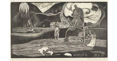 Honolulu Museum of Art » Paul Gauguin: Noa Noa   Polynesian Contemporary Art   Scoop.it