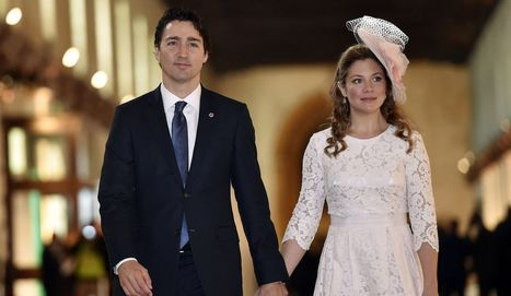 Canadian Prime Minister Justin Trudeau's wife, Sophie, on Kennedy comparisons, breastfeeding and life in the spotlight | Payday Loans Ontario | Scoop.it
