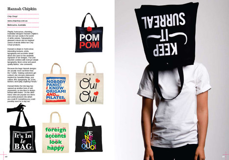The Tote Bag Book | More Than Just A Supermarket | Scoop.it