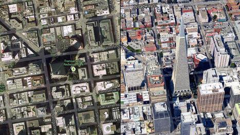 Behind Google Maps' Intuitive New Design | DesignPlus | Scoop.it