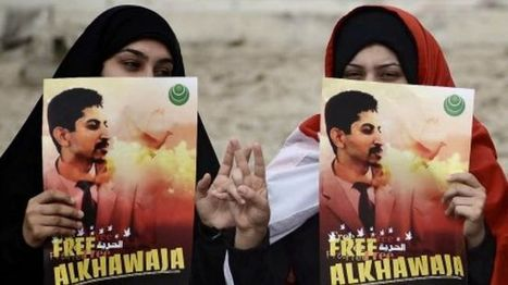 Bahraini protesters rally in support of jailed activists | The Shia Post | Human Rights and the Will to be free | Scoop.it
