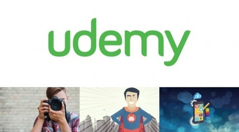 ET deals: Get thousands of online courses at Udemy for $10 each | ExtremeTech | Libraries | Scoop.it