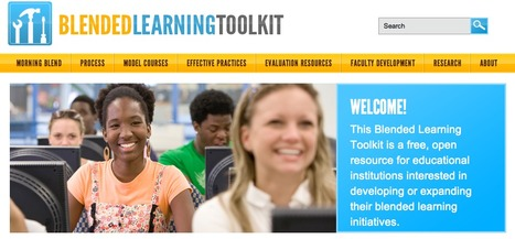 Blended Learning Toolkit | | blended learning | Scoop.it