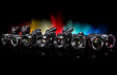 Canon Gets Serious About Cinema With A 60-800 Cinema Zoom (Patent only so far)   Writing mag   Scoop.it