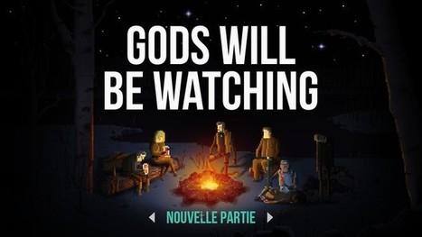 Test du jeu vidéo God will be watching : l'antre de la folie   voyages vacances  loisirs  jeux  videos  argent  tv  bien  etre   Scoop.it