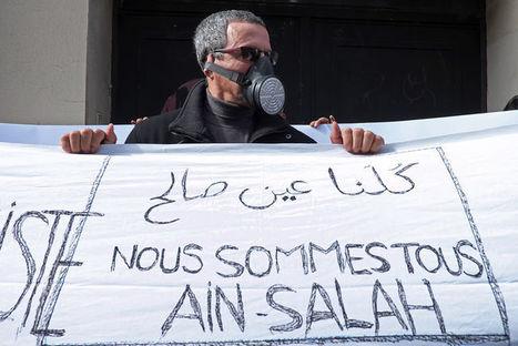 Comment Alger a tenté de convertir le Forum social mondial de Tunis au gaz de schiste | démocratie énergetique | Scoop.it