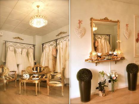 Abiti da sposa anni '50 e '60 all'atelier di Nadia Manzato | Allestimenti floreali matrimoni.Ultime tendenze e consigli da Varese | Scoop.it