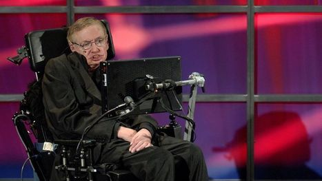 Stephen Hawking: 'God particle' could destroy the universe | #Technology | Scoop.it