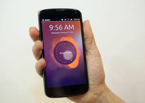 Ubuntu Touch | Nerd Vittles Daily Dump | Scoop.it