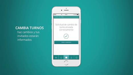 UpCalendar, App de salud que ayuda a conciliar la vida profesional y personal | Redacción médica | Las Aplicaciones de Salud | Scoop.it