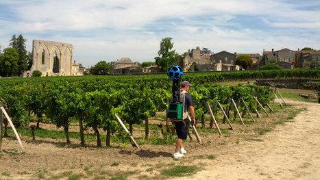 Google Street View goûte aux vignobles bordelais - Canoë | Sports & Passions | Scoop.it