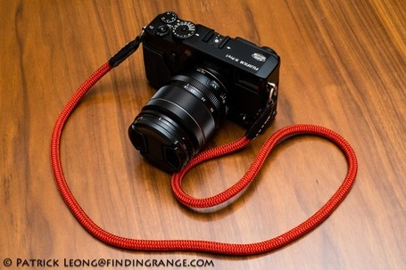 Artisan & Artist ACAM-301 Woven Silk Cord Camera Strap Review | Patrick Leong | Fuji X-Pro1 | Scoop.it
