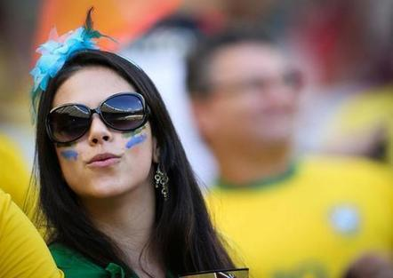 Le tifose più belle e i calciatori più belli dei mondiali 2014(FOTO) - PSDM | Love 2.0 | News | Scoop.it