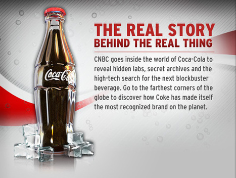 Coca-Cola: Doing Storytelling Right? | Stories - an experience for your audience - | Scoop.it