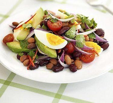 Mexican Bean Salad | 4-Hour Body Bean Cookbook | Scoop.it