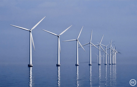 Europe's offshore #wind industry heads for record-breaking year #renewables   Messenger for mother Earth   Scoop.it
