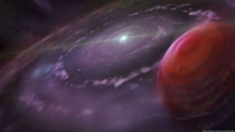 Alien World May Hold Clues To How Our Solar System Formed | Planets, Stars, rockets and Space | Scoop.it