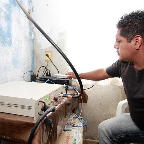 Indígenas do México operam a própria empresa de telefonia celular   Reciclando com Sustentabilidade e Amor a Vida   Scoop.it