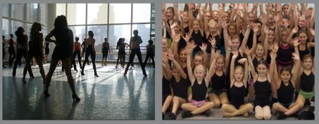 Professional Level Dance Classes At Stage Door Connections | stagedoorconnections | Scoop.it