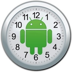 Monitor Your Internet Access with a Colorful Status Bar Clock   Android Discussions   Scoop.it
