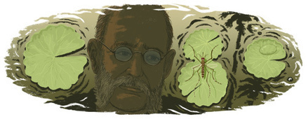 Google shows Doodle for the 180th birthday of Carlos Juan Finlay | RtoZ.org - Latest News | doodles 2013 | Scoop.it
