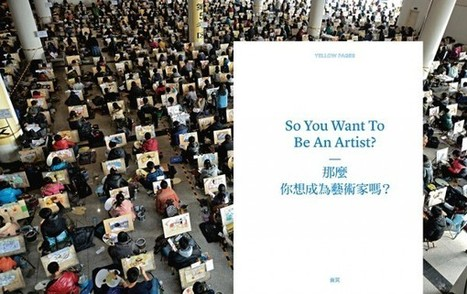 So You Want to Be an Artist? | COLORS 87: Looking at Art | GRaphicARTnews | Scoop.it