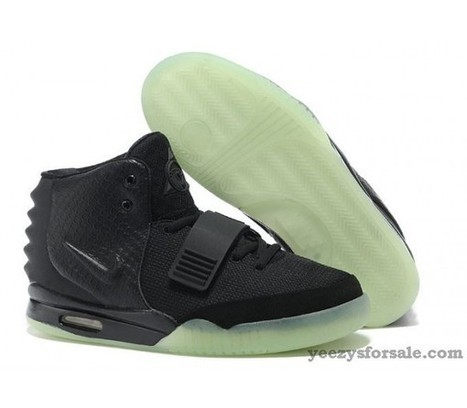 Nike Air Yeezy 2 Black/Black [Air-Yeezy-2-06] - $89.99 : | Cheap air yeezy for sale for free shipping | Scoop.it