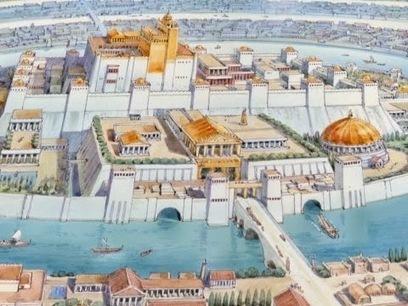 #ATLANTEAN GARDENS: Legendary Pre-Flood Civilizations. | Odin Prometheus: Earth's History | Scoop.it