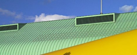 Rooftops covered in plastic grass could one day power your home with wind energy | Scinnovation | Scoop.it