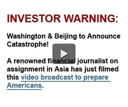 Forget Bernanke: Here's the Next Big Threat Against the U.S. Dollar | Uncommon Wisdom Daily | Marion Caubet | Scoop.it