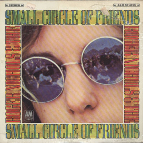 Roger Nichols And The Small Circle Of Friends (1968) | Vinyles et disques, pop & rock | Scoop.it