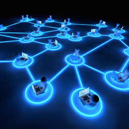 J'entretiens mon réseau pour gérer ma carrière   Social networks within and across organizations   Scoop.it