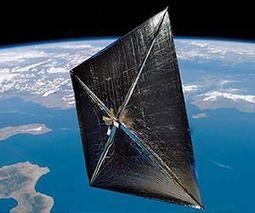 World's Largest Solar Sail, Sunjammer, Completes Test | The NewSpace Daily | Scoop.it