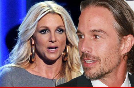Britney Spears, Jason Trawick Broke Up Over Kids   AbuHill   Scoop.it