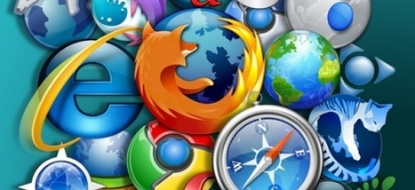 3 tutoriels : bien utiliser Internet : navigateur, recherche d'information, surfer avec sécurité | TICE & FLE | Scoop.it