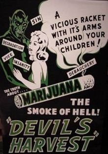 Reefer Madness - US medical marijuana under threat | Drugs, Society, Human Rights & Justice | Scoop.it