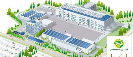 Sanyo Green Energy Park, donde triunfa la energía solar | El autoconsumo y la energía solar | Scoop.it