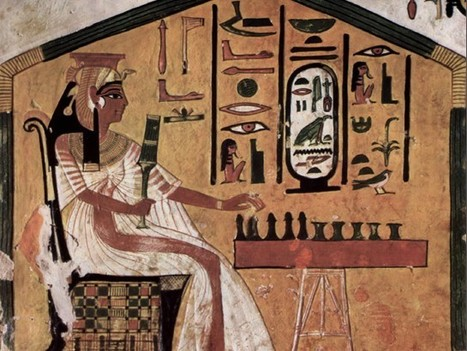 Board Games likely originated in Egypt and the Fertile Crescent as Elite Pastime | Égypt-actus | Scoop.it