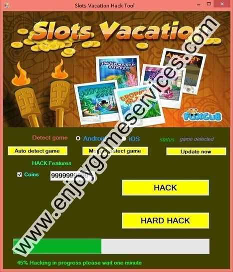 Slots Vacation Hack Tool | game enjoy | Scoop.it