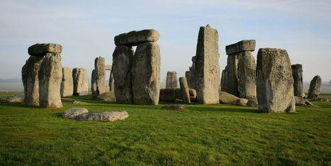 Des nouveaux monuments ont été découverts sous Stonehenge | Aux origines | Scoop.it