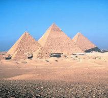 Ancient Egyptian Pyramid Facts for Kids - Giza, Djoser, Saqqara, Tutankhamun | Ancient Egyptians | Scoop.it