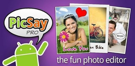 PicSay Pro - Photo Editor v1.7.0.1 apk | Android Apps | Scoop.it