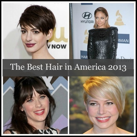 """The Best Hair in America 2013: Did Your Favorite Celeb Make the """"Cut?"""" - Babble 