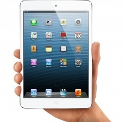 Is Apple's iPad Mini a Big Disappointment? | Mobile Marketing Watch | Publishing Digital Book Apps for Kids | Scoop.it