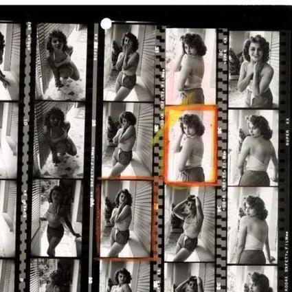 Photography Specialist Kristen Lubben on the Secrets of Magnum's Contact Sheets | What's new in Visual Communication? | Scoop.it