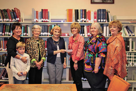 DAR donates to McIver's Grant Public Library | Tennessee Libraries | Scoop.it
