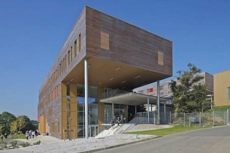 A la découverte du Campus des métiers de Brest - Réalisations | Newslettter | Scoop.it